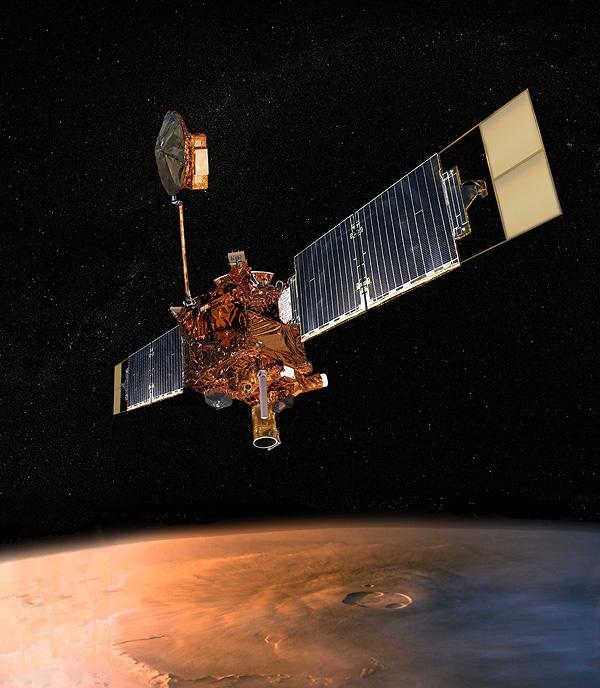 Gect.ru. Планета Марс. Спутники Марса. Красная планета