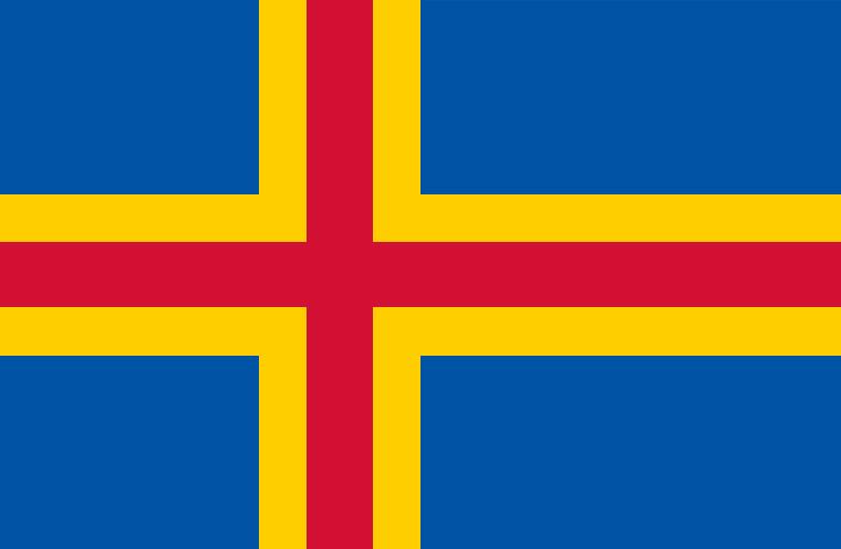 флаги островов