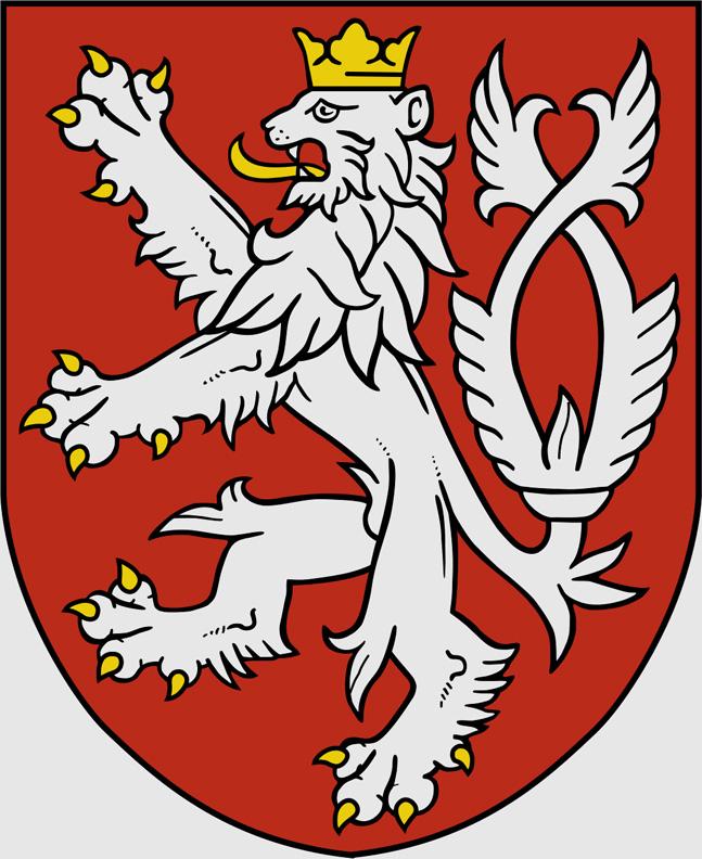 чешский герб