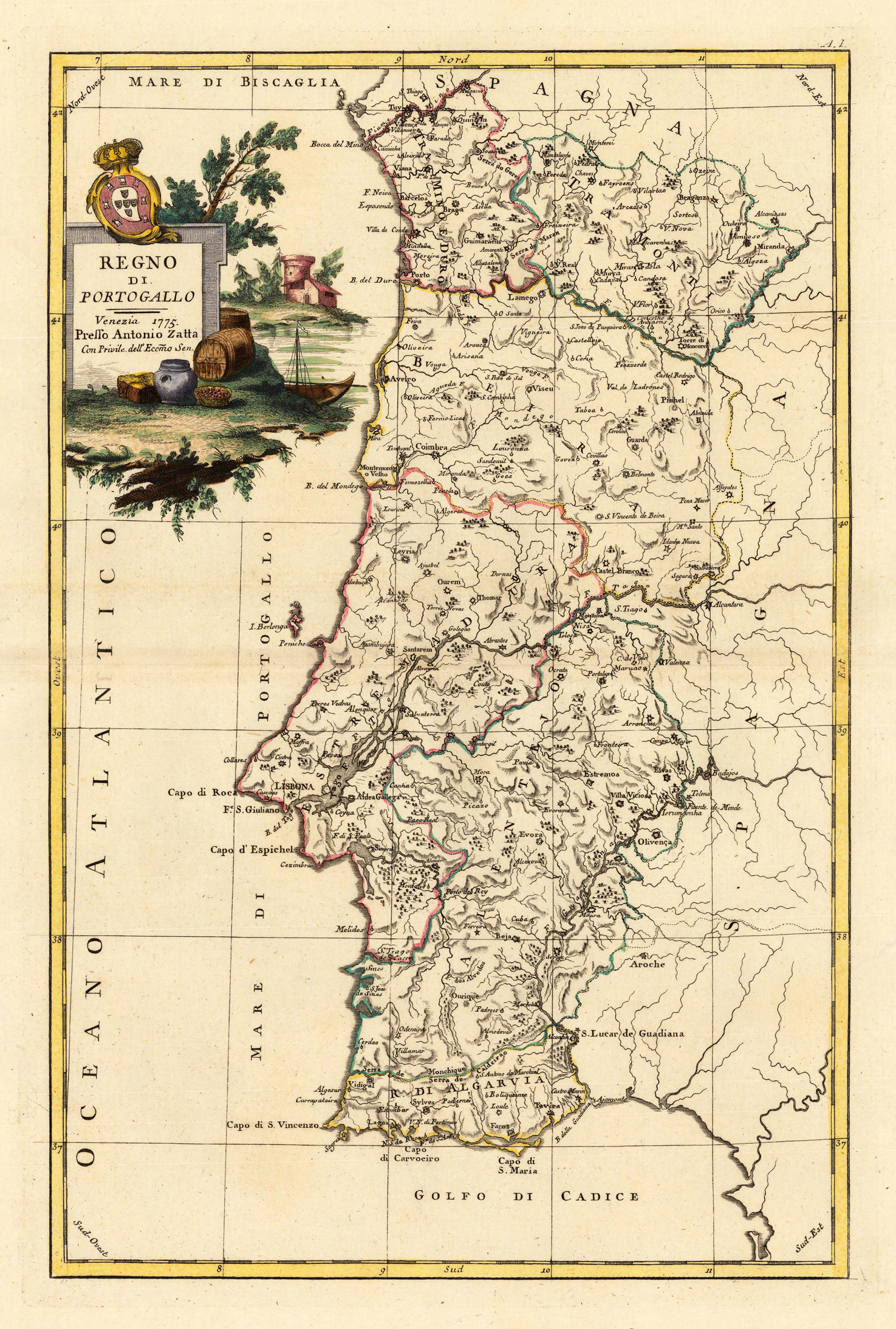 Index Of Countryeuropeportugalmaps - Portugal historical map