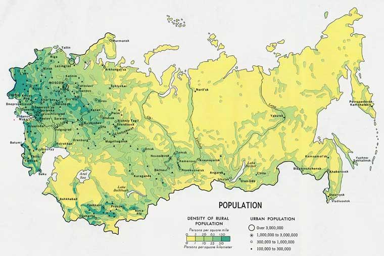 Gect.ru. Карты населения России: http://www.gect.ru/country/europe/russia/population_maps_of_russia.html